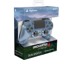 Sony PlayStation Dualshock 4 Controller Uncharted 4 Limited Edition