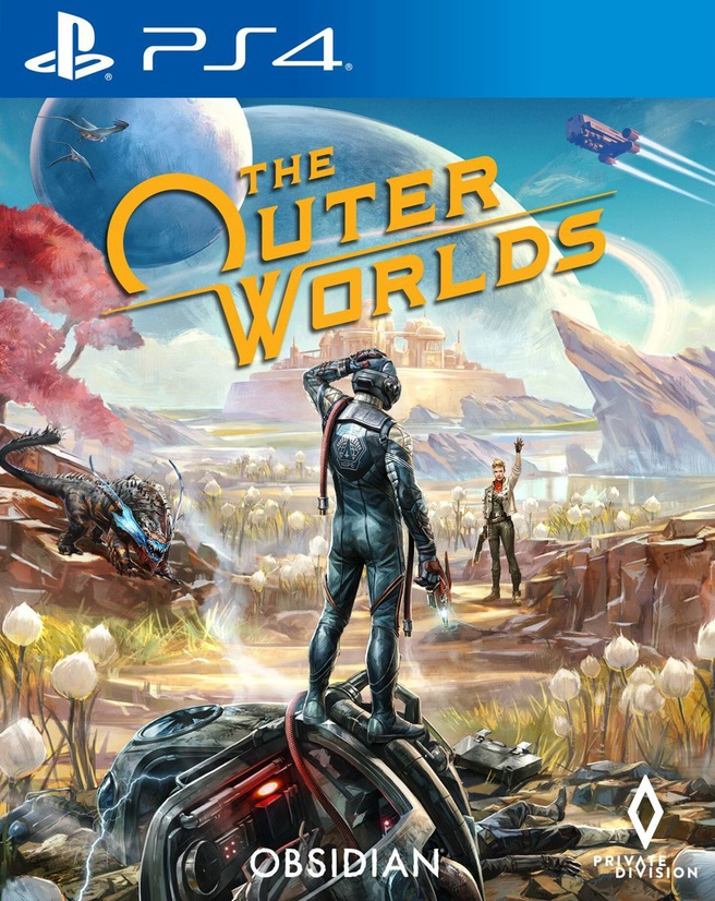 The Outer Worlds, PS4