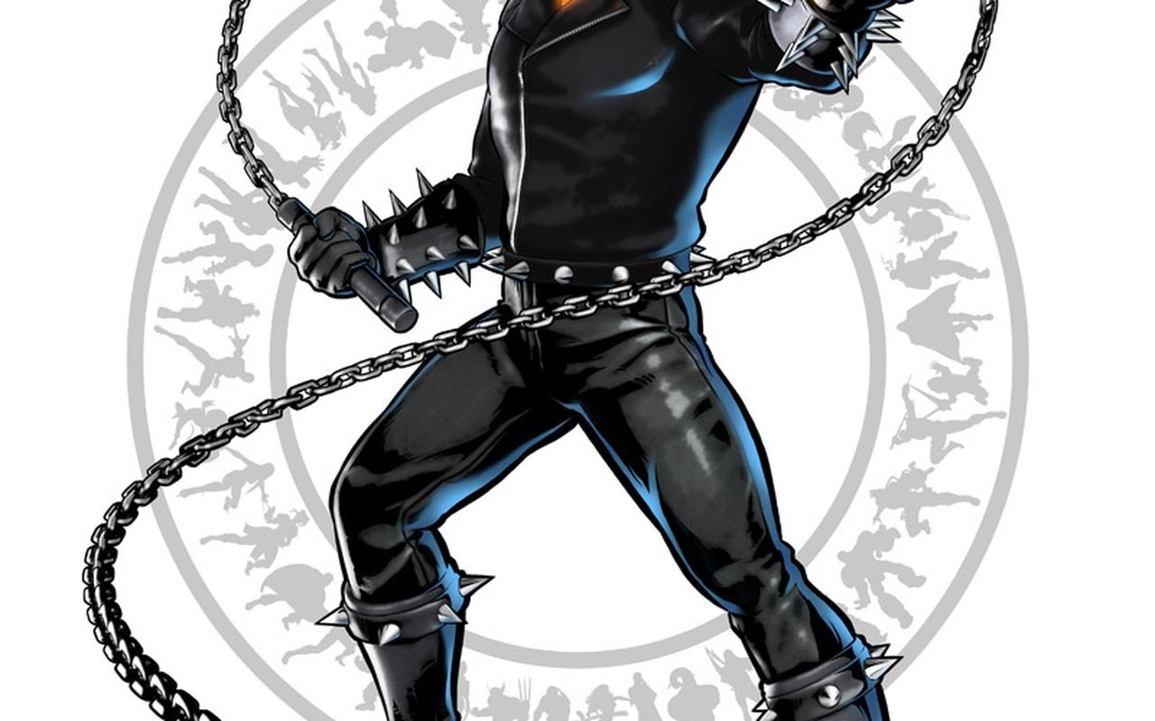 Ultimate Marvel vs. Capcom 3 - Ghost Rider
