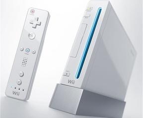 Nintendo Wii met controller