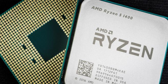 AMD Ryzen 1400 en 1600