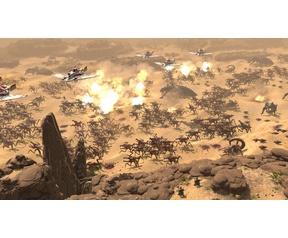 Starship Troopers spel