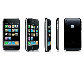 Apple iPhone 3G 8GB Zwart