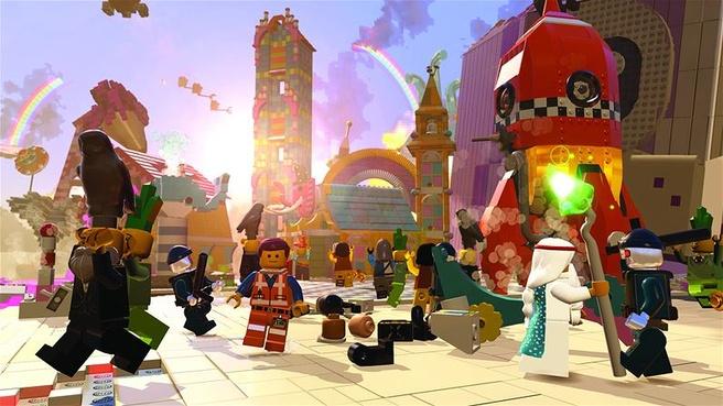 The Lego Movie Videogame, Xbox One