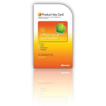 Microsoft Office Thuisgebruik & Zelfstandigen 2010 1 PC PKC
