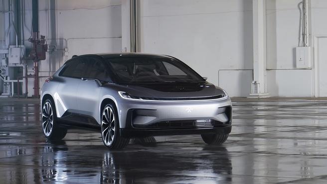 Faraday Future Schroeft Productieplannen Elektrische Auto Flink