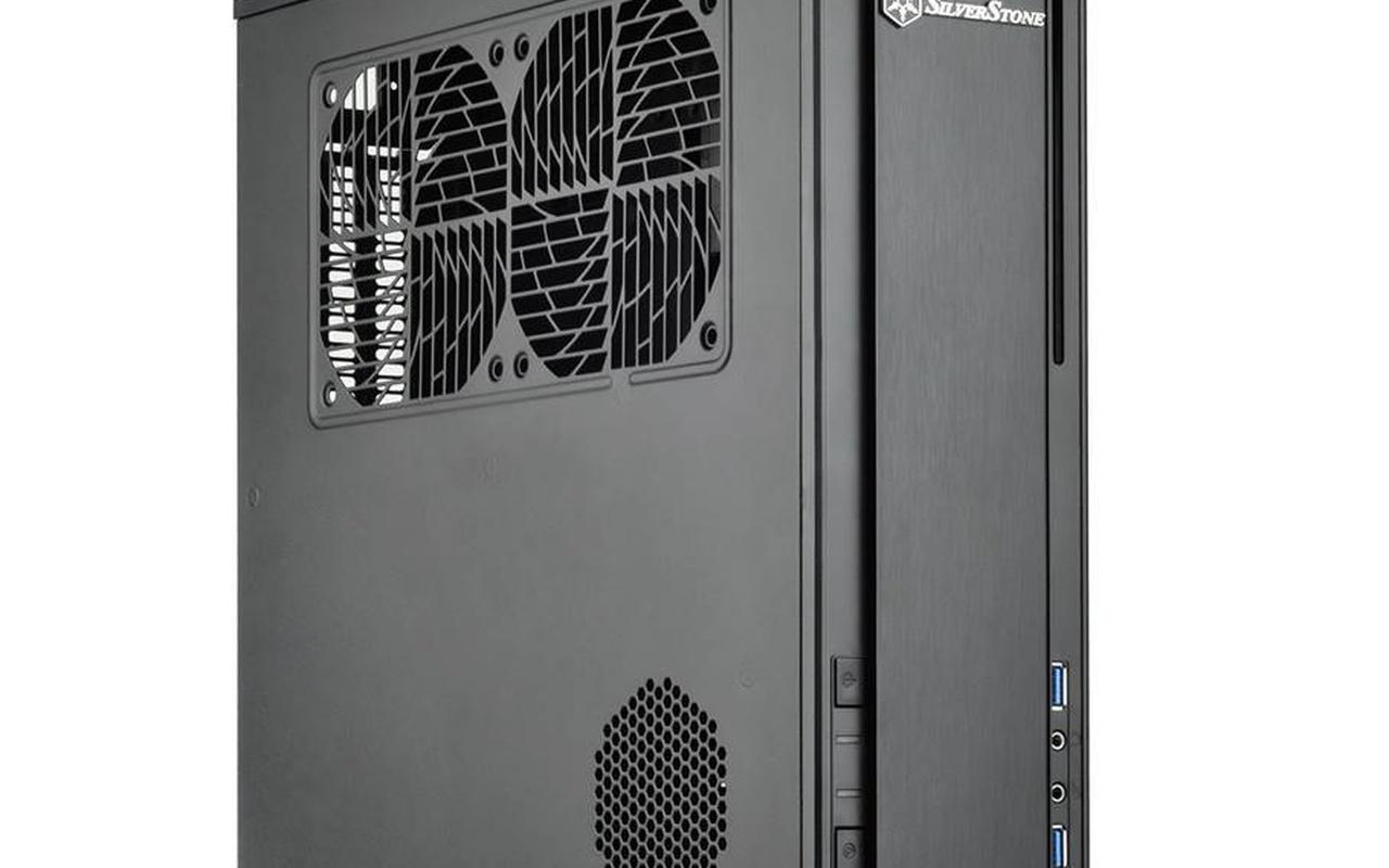 Silverstone Milo ML07