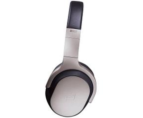 Kef Porsche Design SPACE ONE Noise Cancelling Koptelefoon (Aluminium, Zwart)