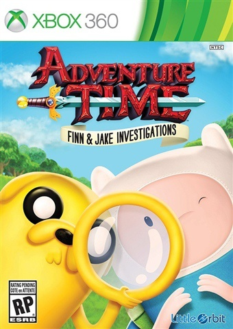 Adventure Time: Finn and Jake Investigations, Xbox One