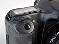 Canon Eos 50D recensie voorste instelwiel