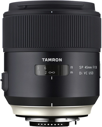 Tamron SP 45mm f/1.8 VC USD (Canon)