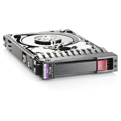 HP 1.2TB 6G SAS 10K rpm SFF