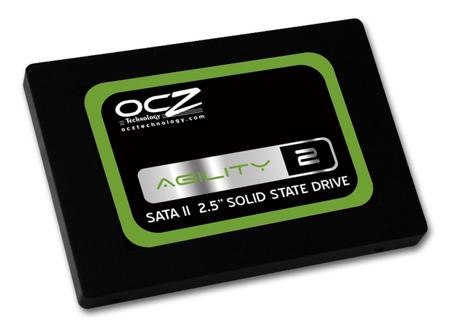 OCZ Agility 2 OCZSSD2-2AGTE120G  120GB