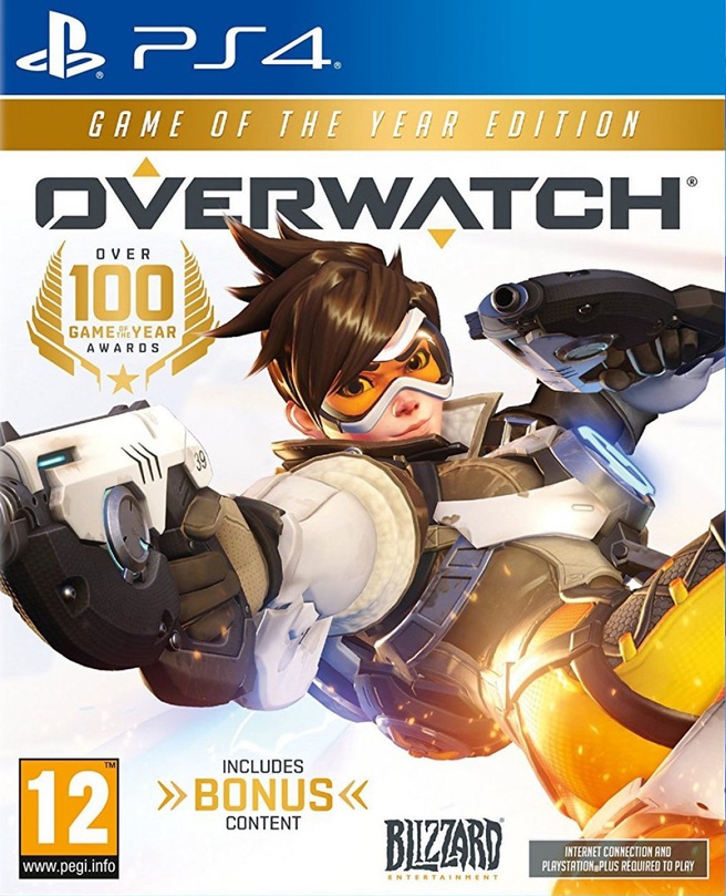 Overwatch Game of the Year Edition, PlayStation 4