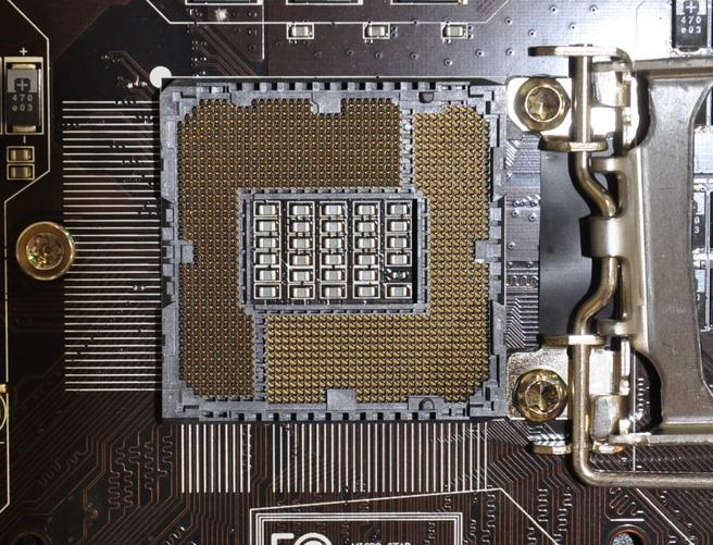 LGA1155-socket