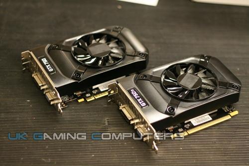 Nvidia GTX 750 en GTX 750 Ti