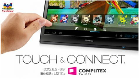 ViewSonic Touch & Connect
