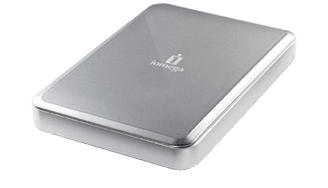 Iomega eGo Portable 500GB Zilver