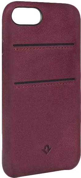 TwelveSouth RelaxedLeather (iPhone 7) Paars