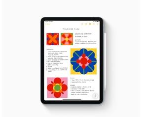 Apple iPad Air (2020) Wi-Fi 64GB Groen