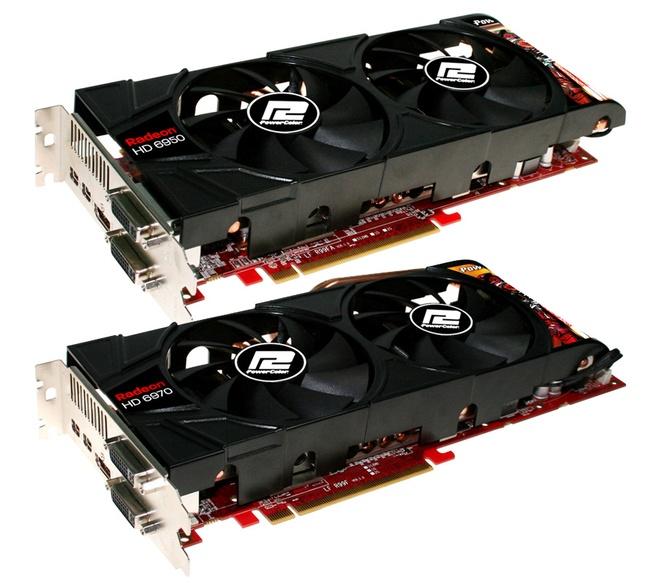 Powercolor Radeon HD 6900-serie