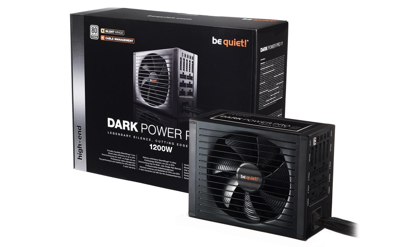 be quiet! Dark Power Pro 11