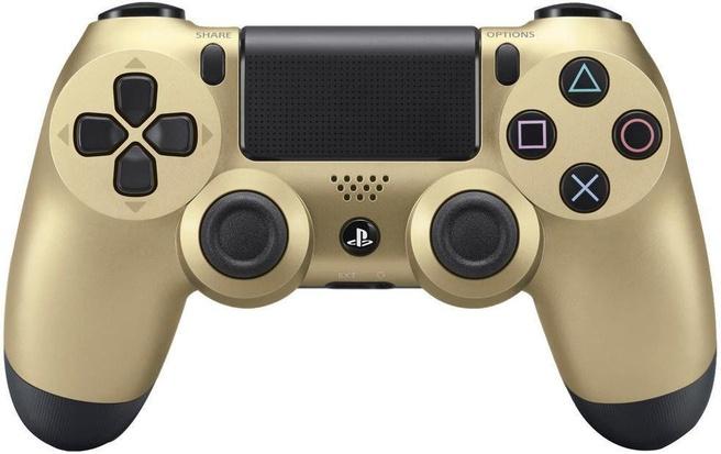 Sony PlayStation 4 Dualshock Controller Goud Goud