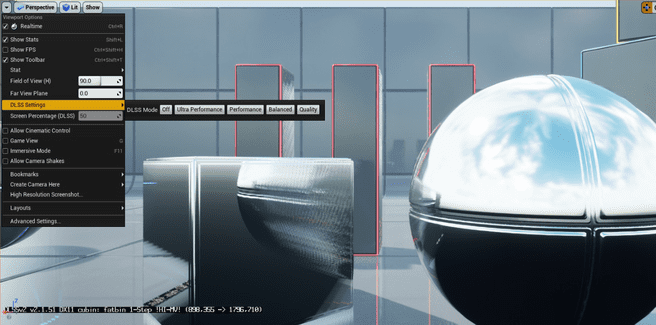 Nvidia DLSS in Unreal Engine 4