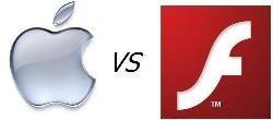 Apple vs Flash