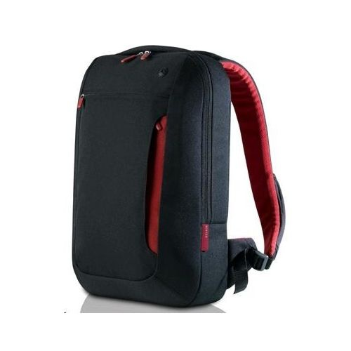 "Belkin Impulse Line Belkin Impulse Line Slim Backpack 17"" (Jet/Cabernet)"
