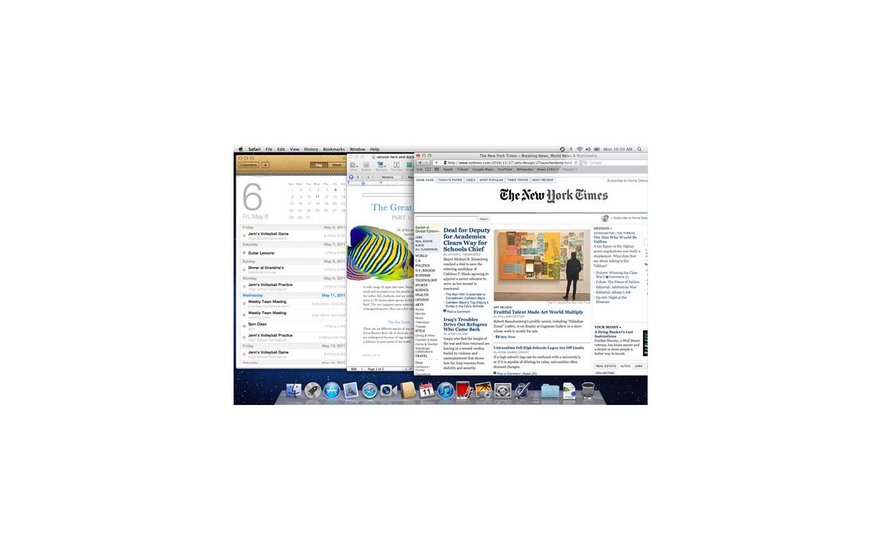 Mac OS X Lion -- Resume