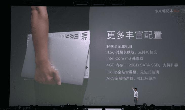 Xiaomi Brengt Twee Xiaomi Notebook Air Laptops Uit
