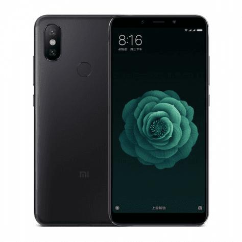 Xiaomi Mi A2 (4GB ram, 64BG opslag) Zwart