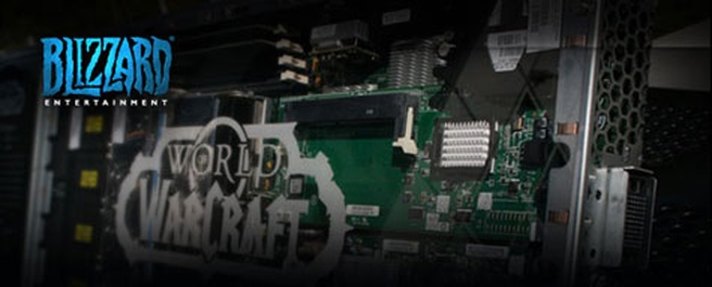 Blizzard sells server blades WoW for good purpose | AllInfo