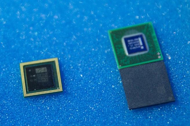 Intel Atom Medfield voor smartphones