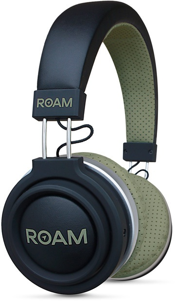 Roam Headphones Bluetooth Wireless Headphones (Blauw, Goud, Rood, Wit, Zwart)
