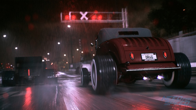 Need For Speed Hot Rod