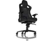 Noblechairs EPIC Gaming Chair (Zwart/Blauw)
