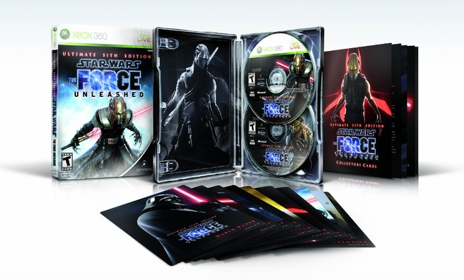 Star Wars - The Force Unleashed: Ultimate Sith Edition (Mac), Xbox 360