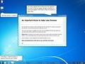 Microsoft Windows 7 browserkeuzescherm 2
