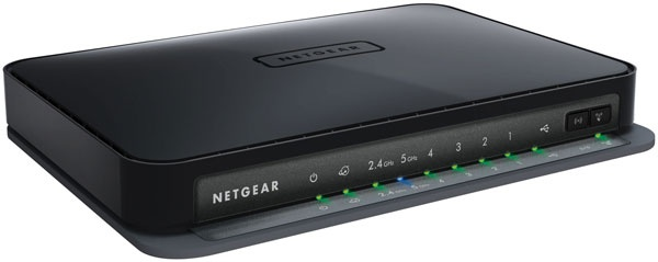 Netgear N750 Wireless Dual Band Gigabit Router (WNDR4000)