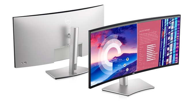 Dell UltraSharp 38 Curved USB-C Hub Monitor