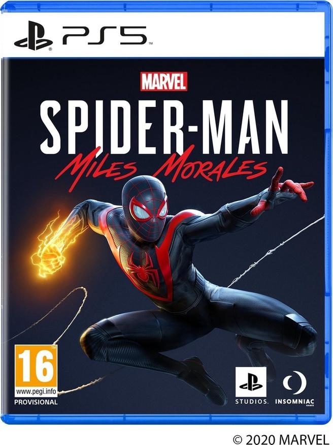 Marvel's Spider-Man: Miles Morales, PS5