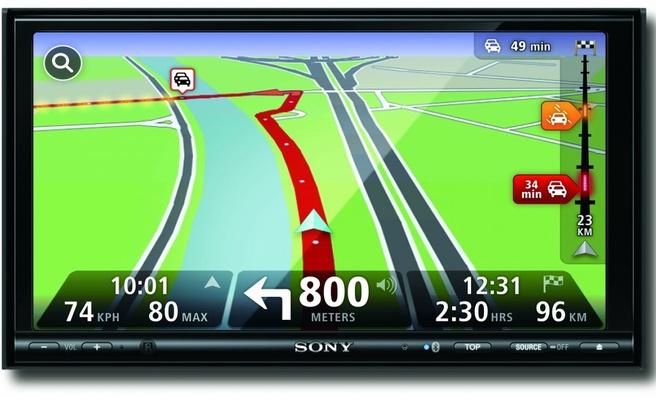Sony XNV-L77BT