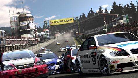 Race driver Grid screenshot