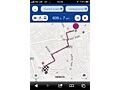 Nokia Maps voor mobiele browser
