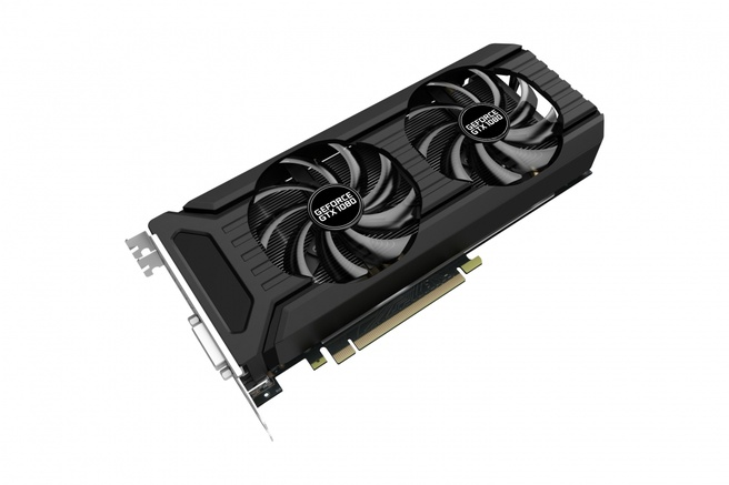 Palit GeForce GTX 1080 8GB DUAL OC