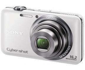 Sony Cyber-shot DSC-WX7 Wit