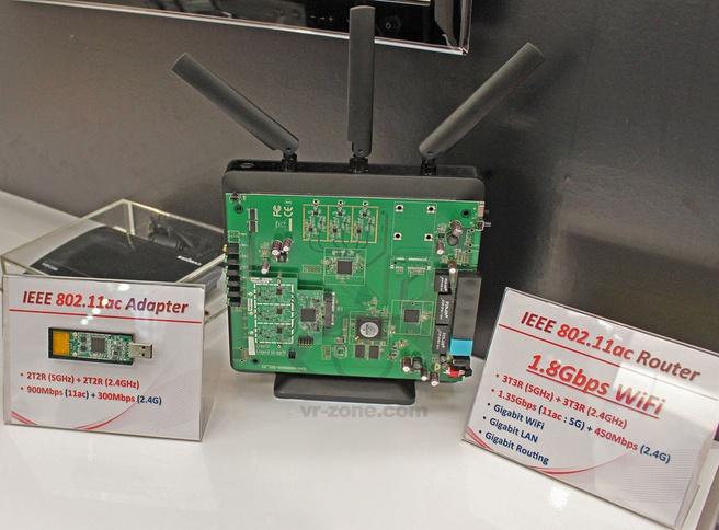 Edimax 802.11ac-router en -adapter