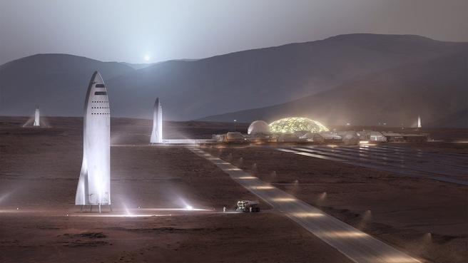 Mars BFR